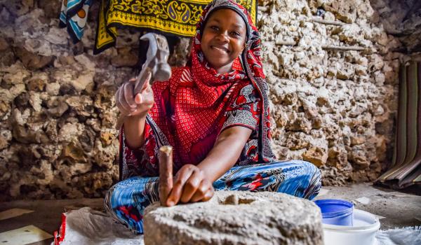 1000 Hands of Zanzibar