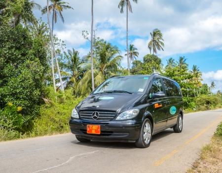ZanTours Finest - Mercedes V-Class