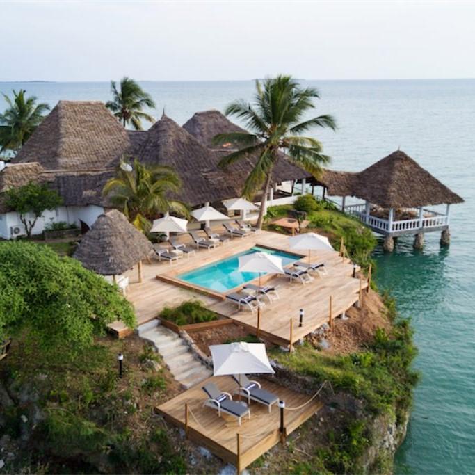 Chuini Beach Lodge Zanzibar