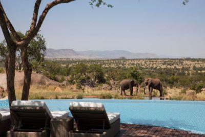Four Seasons Serengeti Lodge