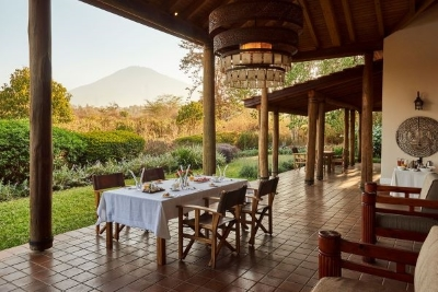 Legendary Lodge Tanzania
