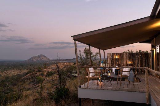 Lemala Mpingo Ridge Lodge