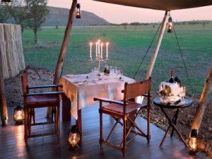 One Nature Nyaruswiga Camp