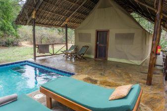 Selous River Side Camp