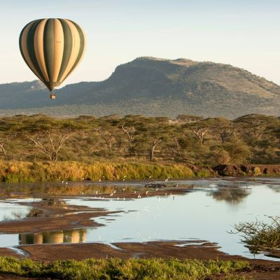 Tanzania Hot Air Balloon