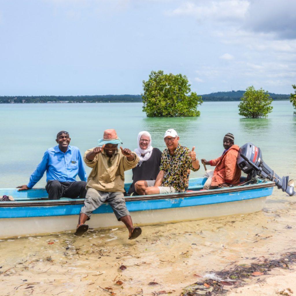 Tumbatu Boat