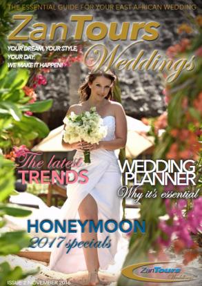 ZanTours Weddings Magazine Issue 2