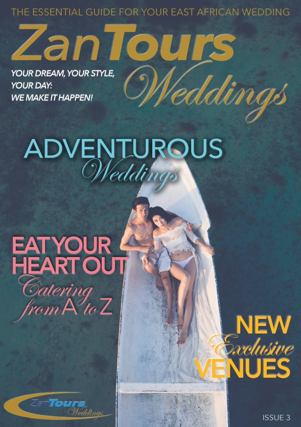 ZanTours Weddings Magazine Issue 3