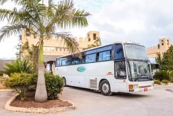 ZanTours Bus