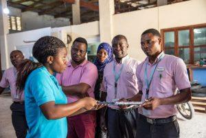 ZanTours Zanzibar No waste Training